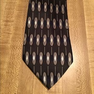 Stafford Executive 100% Italian Silk Tie